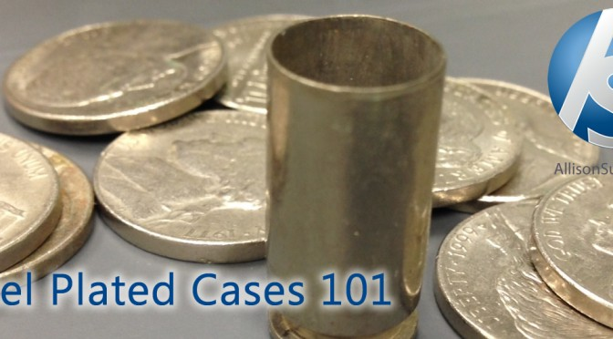 All About Nickel Plated Brass Cases